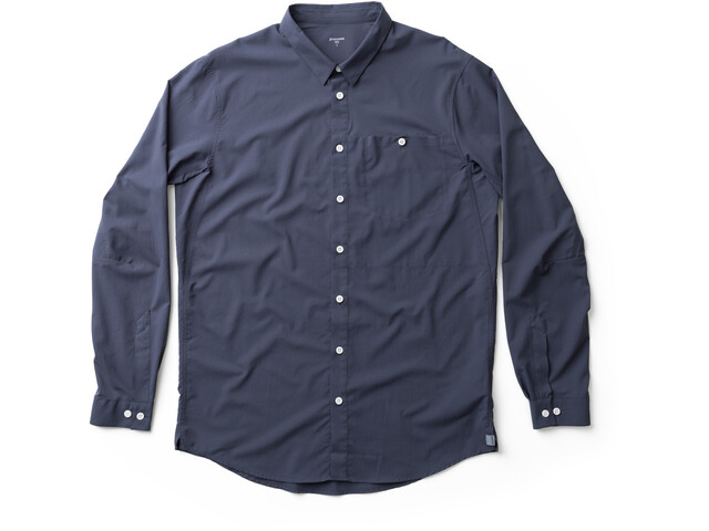 Houdini LS Shirt Men, big bang blue